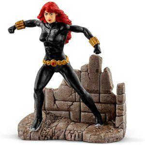 Black Widow Toy Figure Schleich 21505